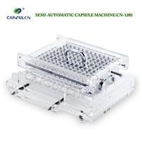 CapsulCN 120S Semi Automatic Size 1 Capsule Machine Semi Automatic Capsule Filler Capsule Filling Machines
