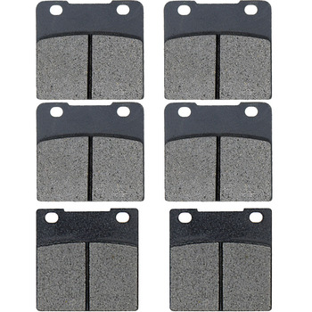 For Suzuki GSX 600 F GSX600 GSX600F Katana 1988-1997 GSX 750 F Katana GSX750 GSX750F 1989-1997 Motorcycle Brake Pads Front Rear for suzuki gsf1200 96 00 motorcycle front and rear brake pads set