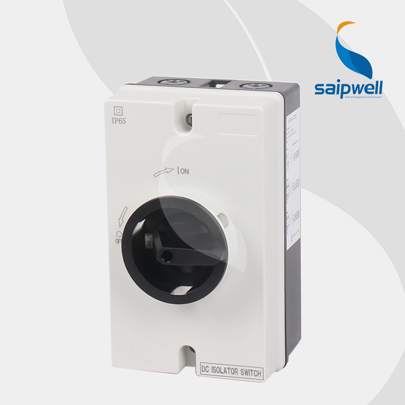 все цены на Exquisite Industrial Use Electrical DC Isolating Switch With Case (SGN4-003GL) IP65 / Industrial Use Disconnector Switch онлайн