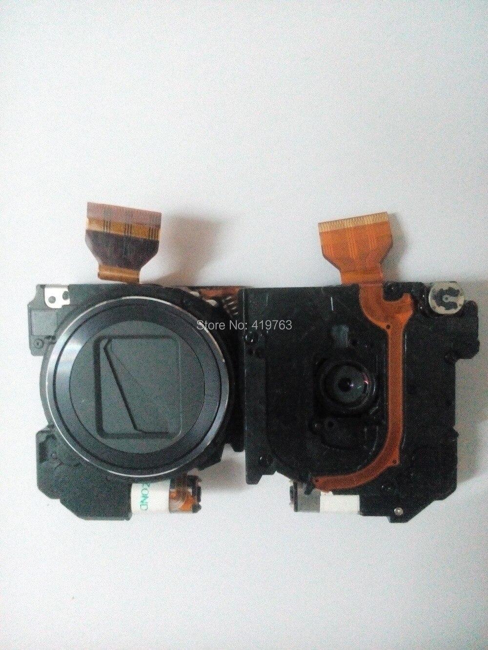 100% מקורי חדש חדש עדשת הזום היחידה לתקן חלק על Sony Cybershot DSC H55 HX5 H70 HX7 משלוח חינם
