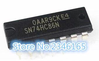 10 sztuk SN74HC86N DIP14 SN74HC86 DIP 74HC86N DIP-14 74HC86 nowe i oryginalne IC tanie i dobre opinie Ogólnego przeznaczenia High power Przekaźnik czasowy Uszczelnione 250 V