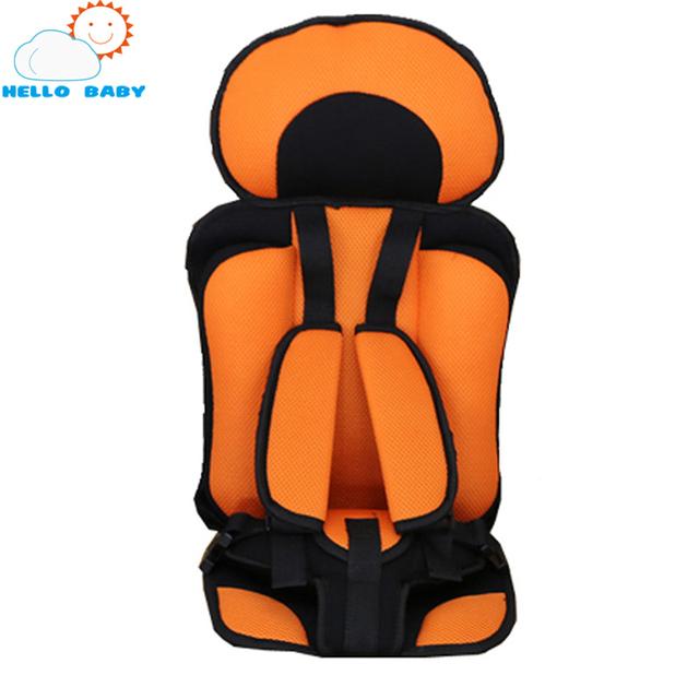 Portátil Assento de Carro Do Bebê Assento da Segurança Do Bebê Do Assento de Carro das Crianças cadeiras na Versão Atualizada Do Carro Espessamento Algodão Caçoa o Carro assentos