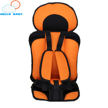Portable Baby Car Seat Baby Safety Seat Car Seat Children's Chairs in the Car Updated Version Thickening Cotton Kids Car Seats
