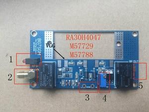Image 4 - Radio Power Amplifier Board max 70W for RA30H4047M RA60H4047M Mitsubishi Intercom Ham walkie talkie radio