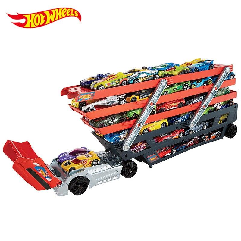 автомобиль игрушки хранения