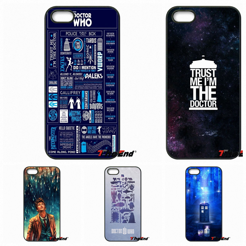 best service d158a fbda8 Doctor Who Infographic Design Hard Phone Case For HTC One M7 M8 M9 A9  Desire 626 816 820 830 Google Pixel XL One Plus X 2 3