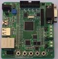 Tarjeta de desarrollo stm32f107/Ethernet/RC522/2/1 485/Internet de las cosas