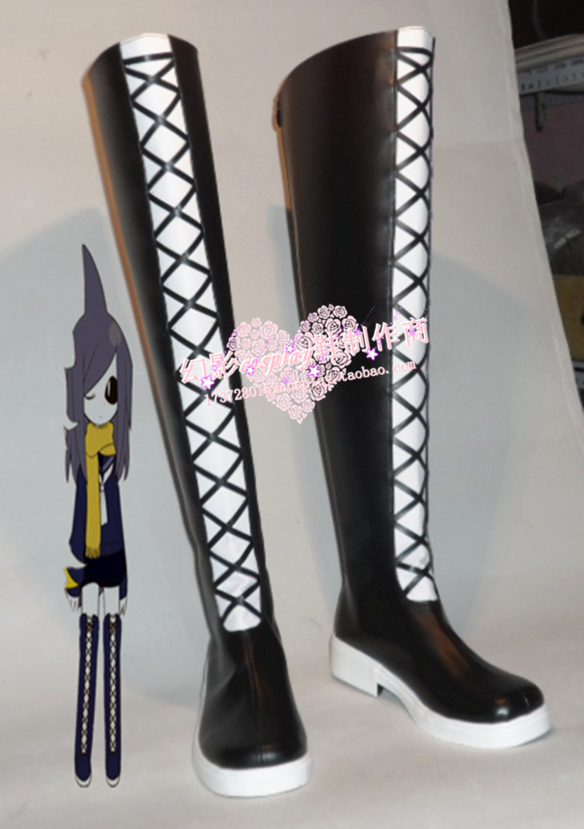 Dolpi cosplay Shoes Boots Custom-Made