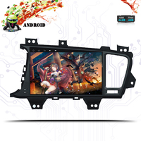 IPS android 9.0 Octa Core 4G+64G car dvd player for KIA K5/OPTIMA 2011 2015 gps navigation 2 din car stereo head unit pc tablet