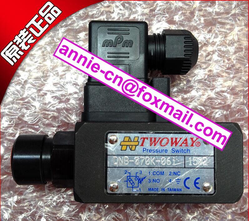ФОТО DNB-070K-06i, DNB-070K-22B  New and original  TWOWAY Pressure switch