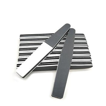 50PCS/Lot Nail Files Buffer Polisher For Nails Art Three Side Polish Block Tools 320/400/3000 Nail Art Manicure kits Nail Tools 1