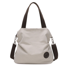 Shoulder Bag Canvas Women Handbags Bucket Ladies Messenger Bags Casual Big Female Floral Tote Crossbody Bag For Ipad Bolsos