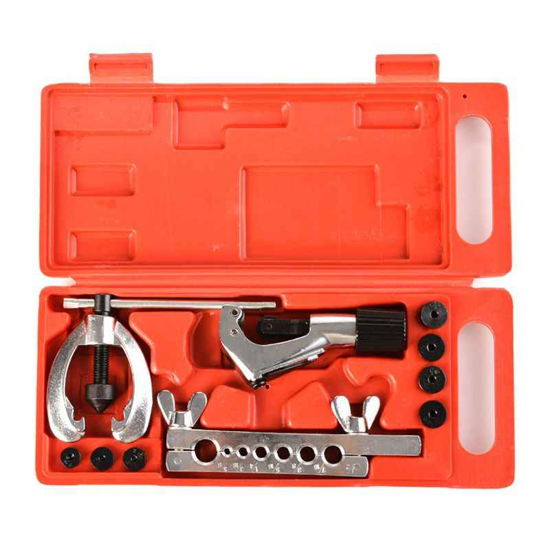 Grabber Flaring Tool Grabber Flaring Tool with Electrophoresis Handle for Copper Aluminum Stainless Steel Pipe