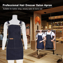 Professional Hair Dresser Salon Apron Hairdressing Cape Hair Cloth Cutting Dyeing Cape Apron For Barber Shop Salon Home Supply(China)