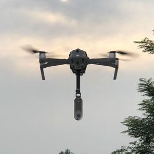Image 5 - GoPro Toàn Cảnh Camera Thể Thao 360 Độ VR Đầu Thấp Gắn Giá Đỡ Giá Treo Kẹp Cố Định Adapter Dành Cho DJI Mavic 2 pro/Zoom