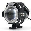 5 Color 125W Motorcycle 3000LMW Upper Low Beam&Flash New U7 LED Driving Fog Spot Head Light Lamp Headlight