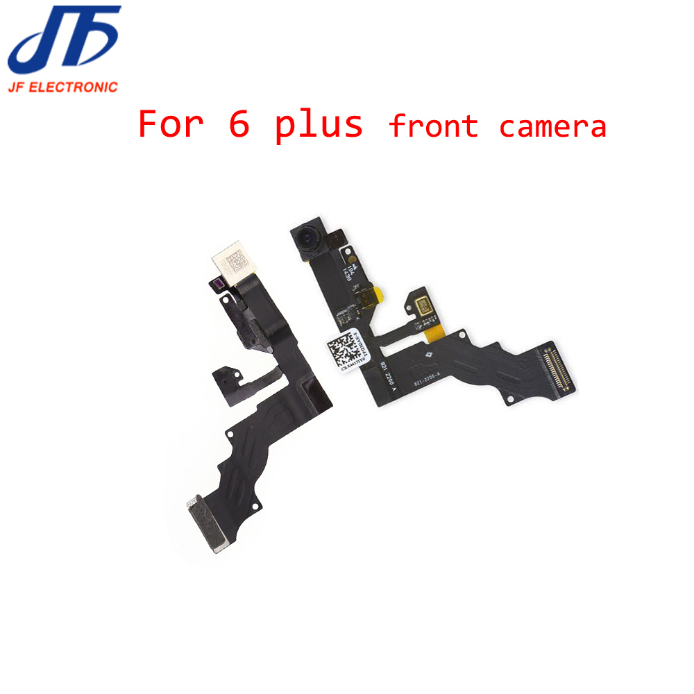 50pcs lot Replacement Front Camera Flex Cable Rear Facing with Light proximity Sensor For iphone 6