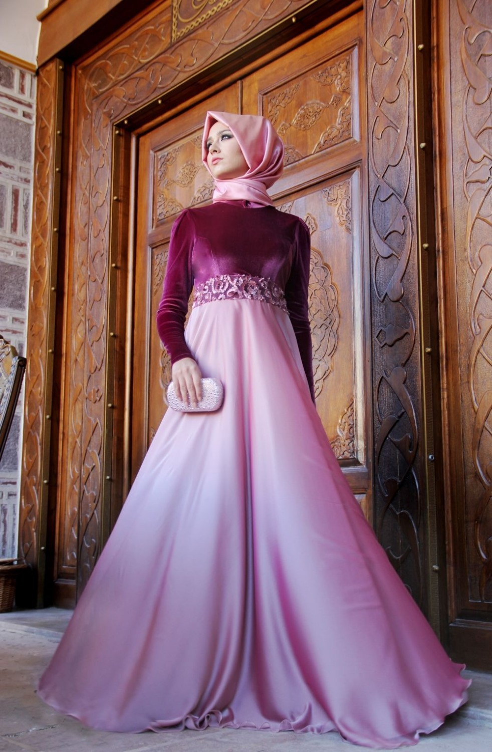 Outstanding Abaya Kaftan Party Dresses Pictures - Wedding Dress ...