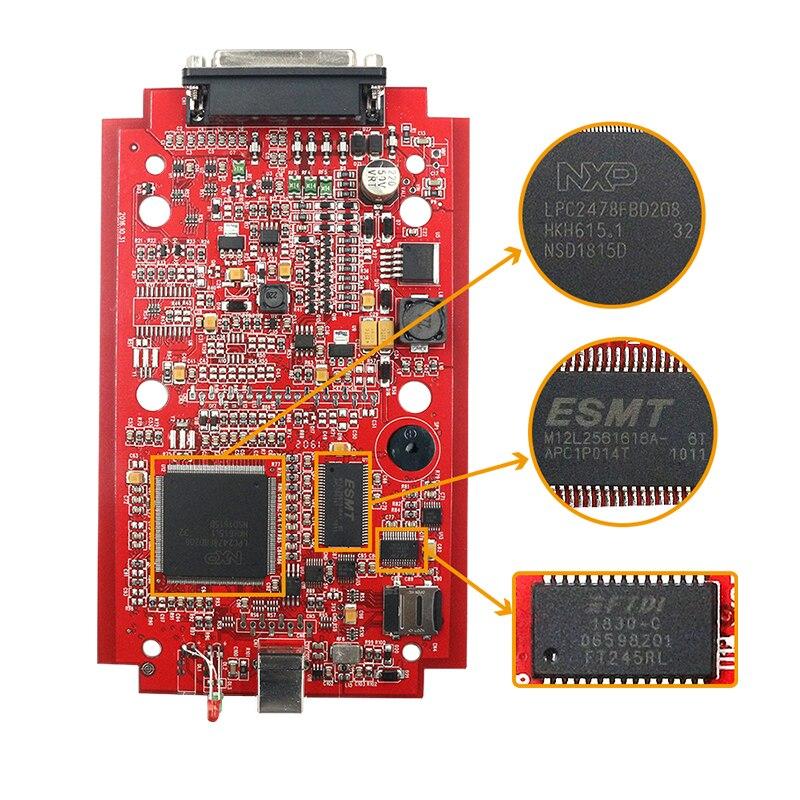 Unlimited Kess Ktag Master Online V2.47 Red EU Kess V2 V2.23 Chip Tuning Tool K tag V7.020 V2.25 With LED BDM Frame ECU Tools