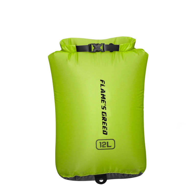 Drifting Bag Waterproof Dry Bag For Canoe Kayak Rafting Sports Floating Storage Bags Folding Travel Kits 24L 12L 6L