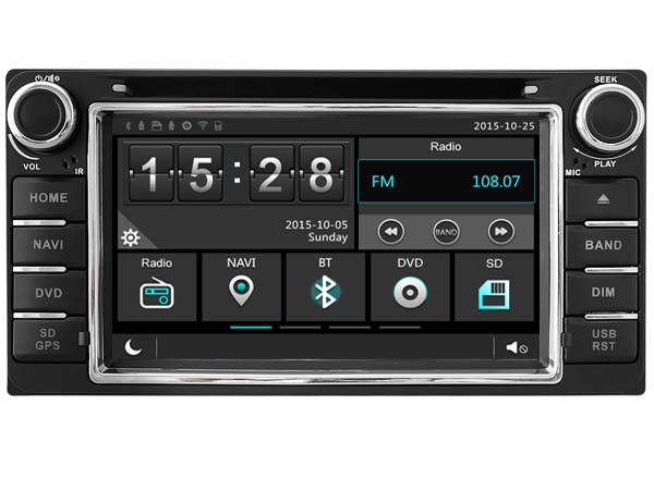 AGOGO ELECTRONICS CO.,LTD FOR TOYOTA RAV4(2001-2008) CAR DVD Player car stereo car audio head unit Capacitive Touch Screen SWC DVR car multimedia