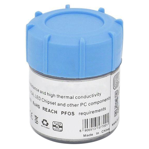 Image 3 - 20g Silver Thermal Grease Paste Compound Chipset Cooling For CPU GPU HY710-in Fans & Cooling from Computer & Office