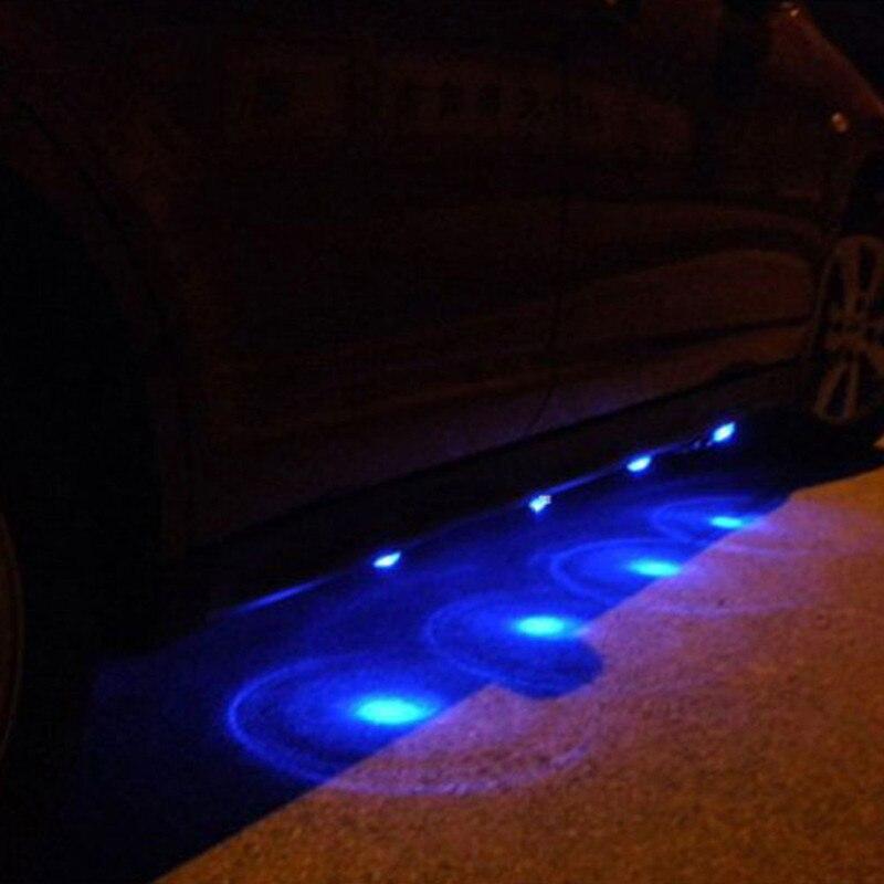 LED Onder Auto Blauw Licht Kit Chassis Lichten Truck Underglow ...