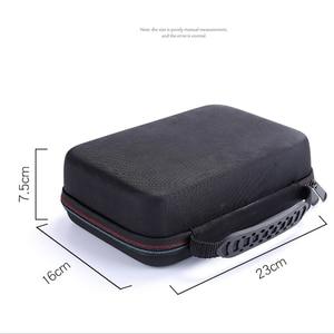 Image 4 - Waterdichte EVA Hard Case voor Philips Norelco Multigroom Serie 3000 5000 7000 MG3750 MG5750/49 MG7750/49 Elektrische scheerapparaat Opslag