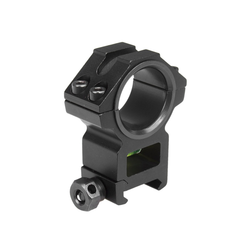 Picatinny Rail Ring-Mount Scope Bubble-Level Hunting-Accessories F-20mm 25/30-Mm