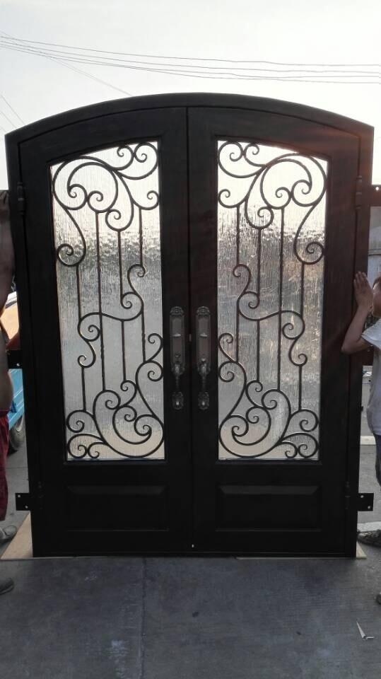 French Main Door Designs French Garage Doors Wrought Iron Doors