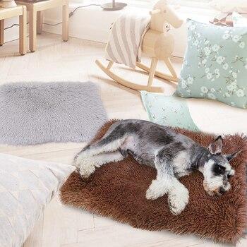 Soft Fleece Dogs Sleeping Mat  4