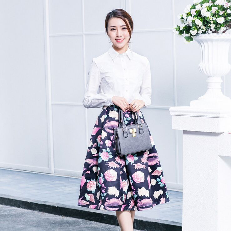 Us 25 74 34 Off Family Clothing Sets Family Look Mother And Daughter Blouse Skirt Set Mother Daughter Outfits Matching Mother Daughter Clothes In