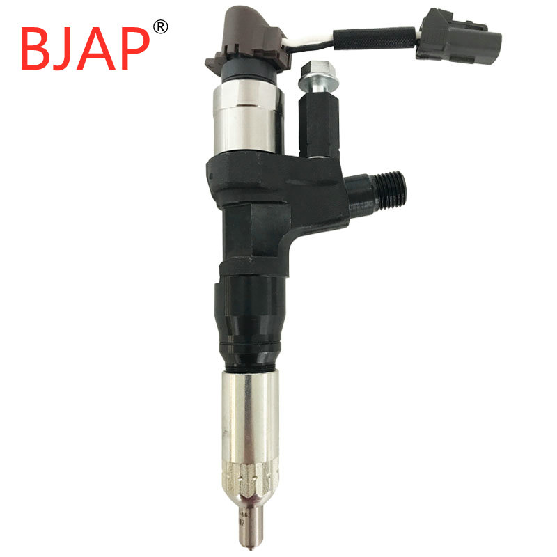 BJAP 23670-E0050 Inyector 6353 מסילה משותפת דלק זרבובית תרסיס מזרק 095000-6353 דיזל הזרקת שמן 0950006353 עבור Hino