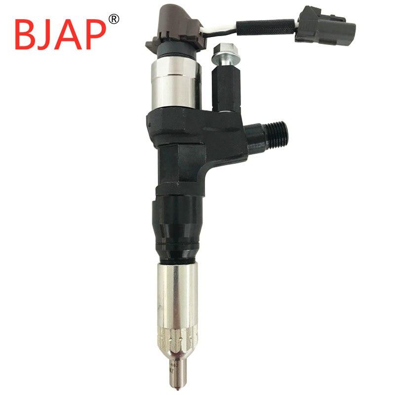 BJAP 23670-E0050 Inyector 6353 dysza wtryskiwacza paliwa Common Rail 095000-6353 wtrysk oleju napędowego 0950006353 dla Hino