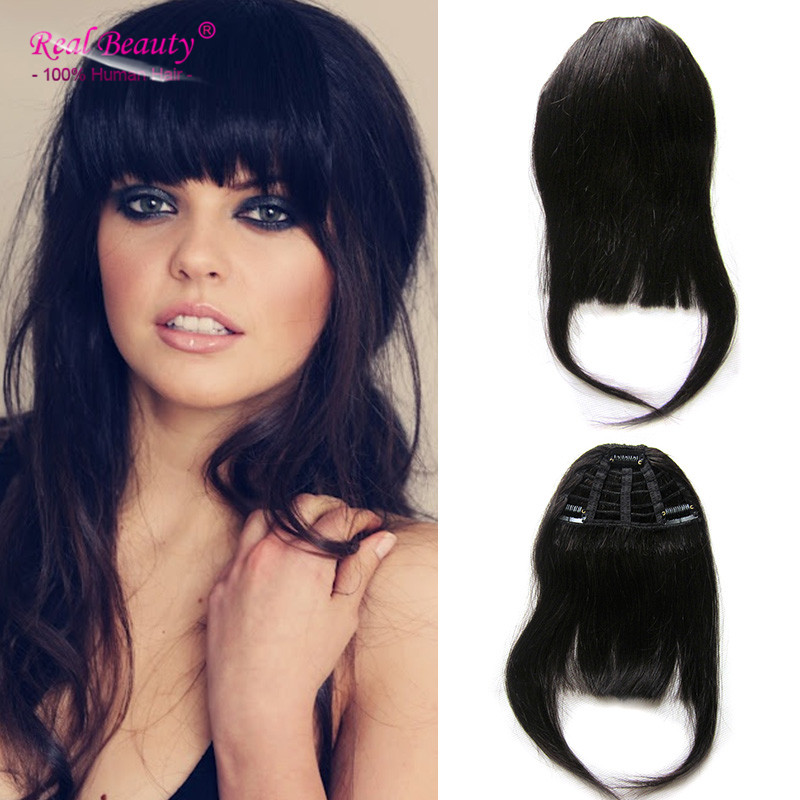 Real Hair Bang Extensions Choice Image Extension Images