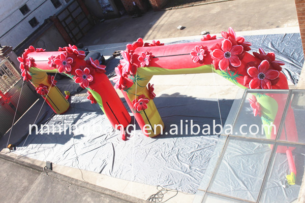 inflatable arch (4)