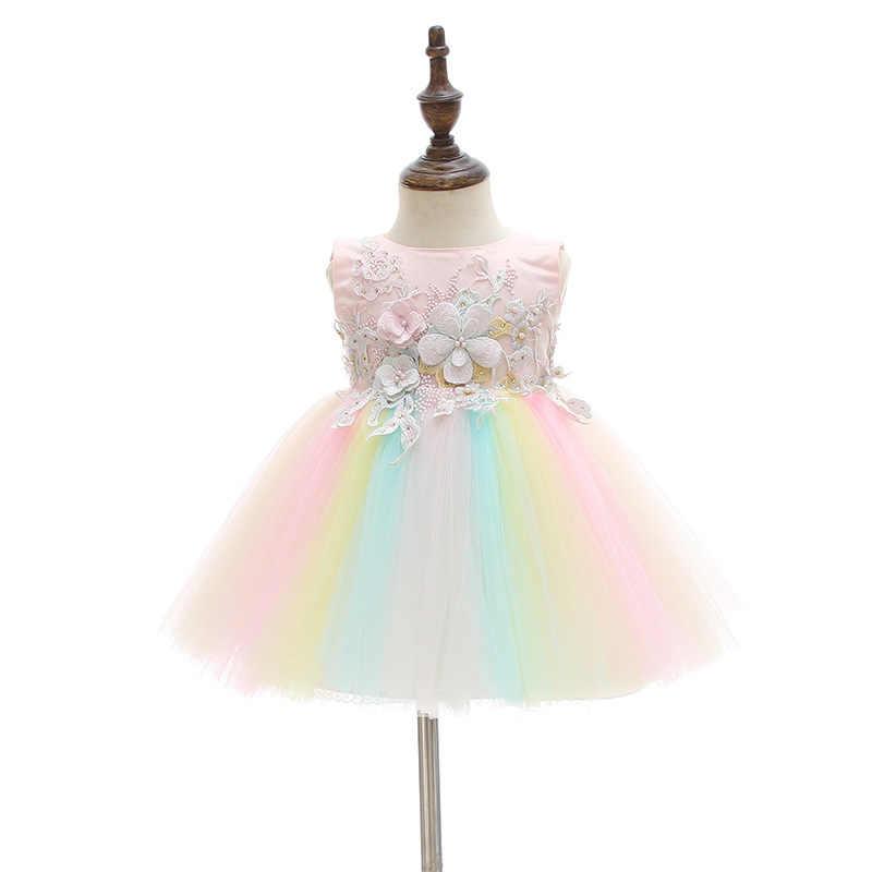 7d31334a2c5 Подробнее Обратная связь Вопросы о Радужное платье для малышей ...