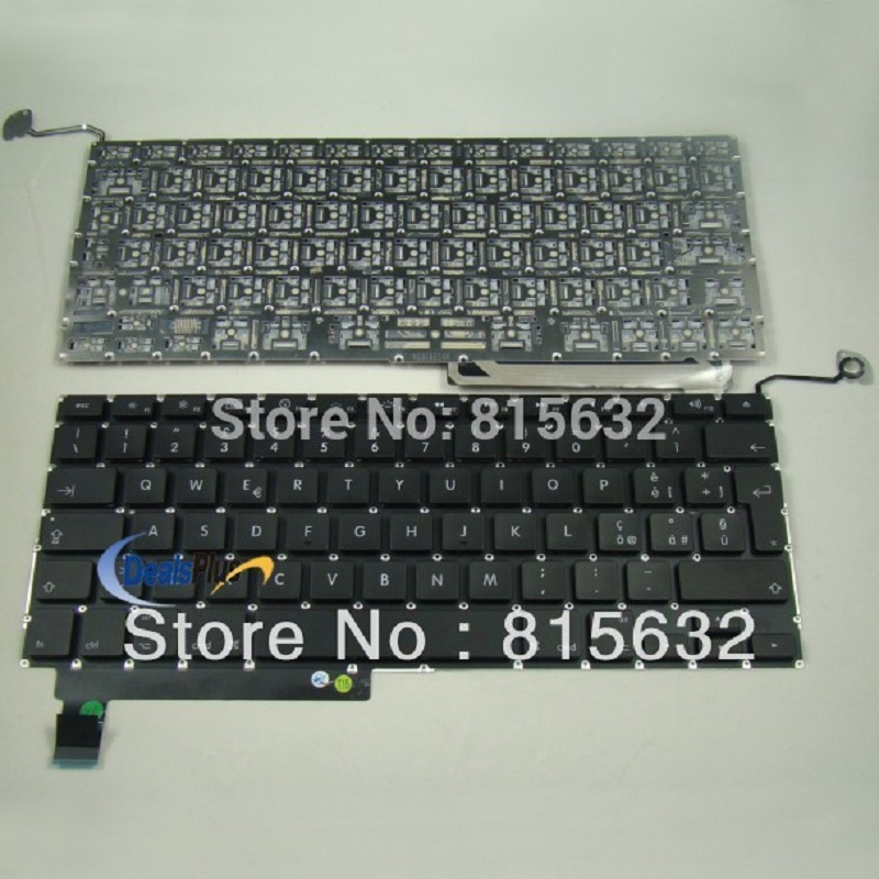 "New Apple Macbook Pro A1286 15/""  ITALIAN ITALIANO KEYBOARD TASTIERA Backlight"