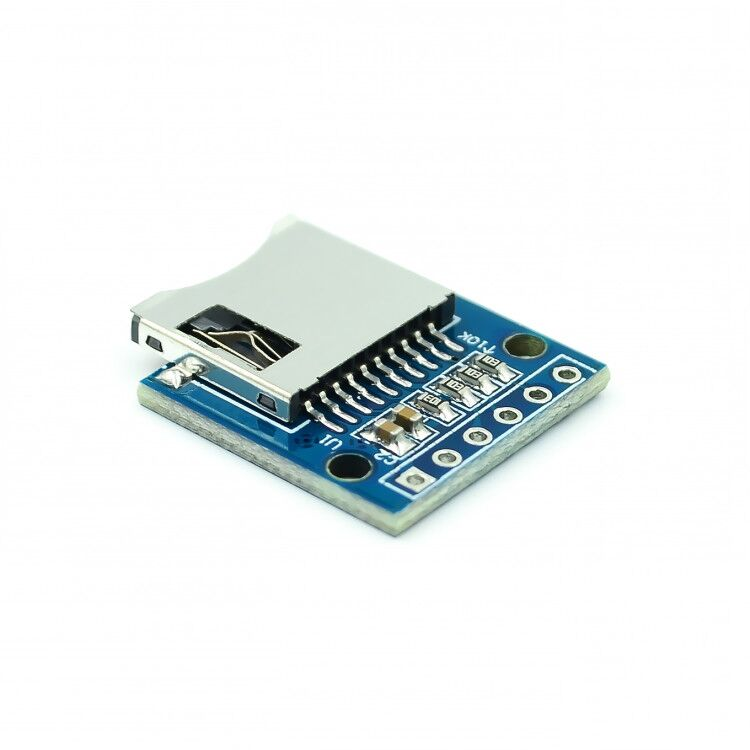 Micro SD Storage Expansion Board Mini Micro SD TF Card Memory Shield Module With Pins for Arduino ARM AVR(China)