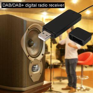 Image 5 - חדש DAB הדיגיטלי רדיו מקלט עם אנטנה עבור Bluetooth רמקול בית סטריאו טלוויזיה עם USB לקרוא דיסק אביזרי פונקציה