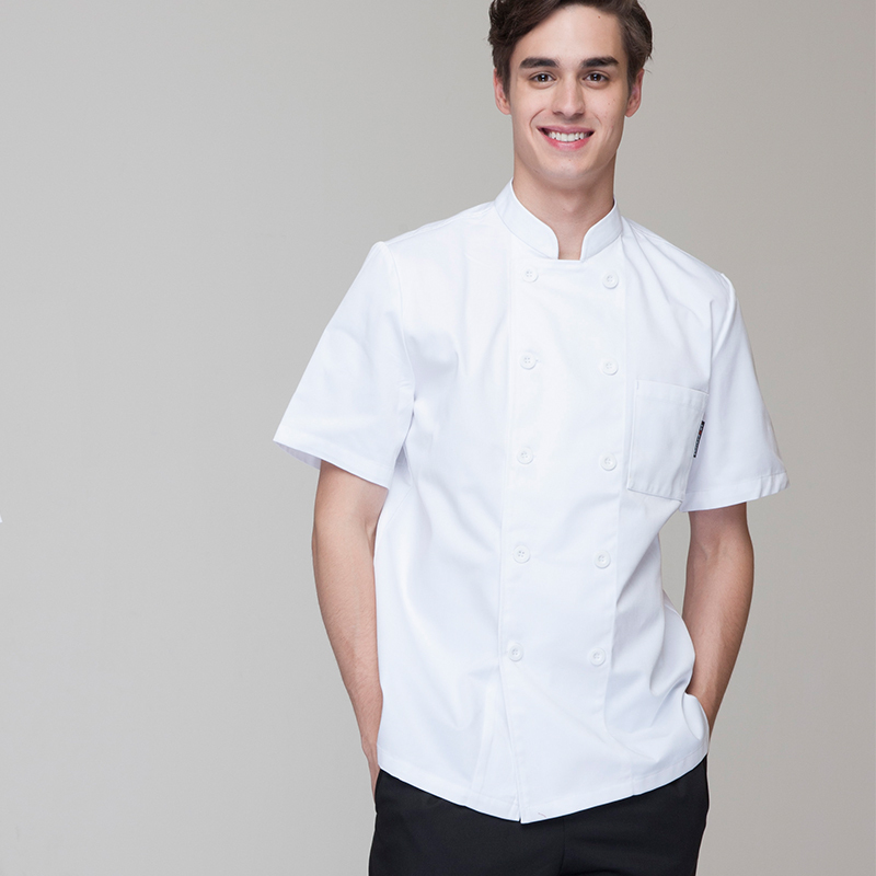 White Chef Coat Promotion-Shop for Promotional White Chef Coat on ...