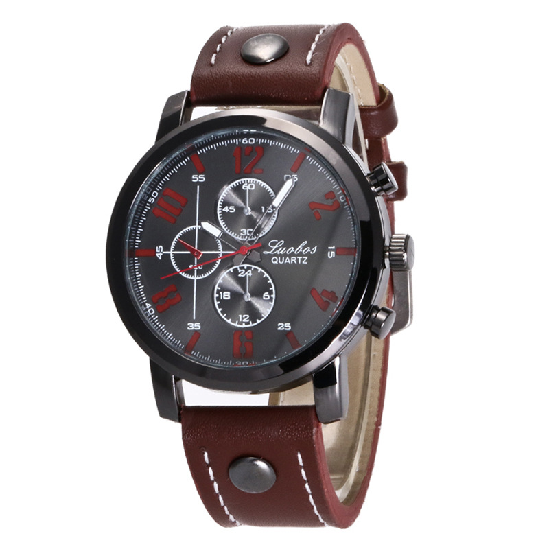 Military Army Sports Men's Quartz Watch Fashion Brand Luxury Male Leather Wristwatches Creative Man Clock Relogio Masculino Xfcs цена 2017