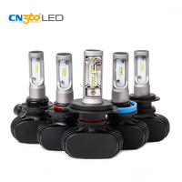 CN360 2PC H4 H7 H11 9005 HB3 9006 HB4 LED CSP Auto Car Headlight High Low
