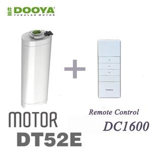 Image 1 - Vendita calda Dooya Originale 45 W Del Motore Elettrico della Tenda DT52E Con Il Regolatore A Distanza Per Smart Home, Casa Intelligente