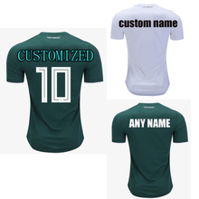 Free Shipping 2018-19 The European T-shirts in Commemoration of Men's T-shirt ,Customized Name Numbers New Fashions T-Shirt Men