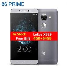 D'origine LETV LeEco LE MAX 2X829 Mobile Téléphone 4G + 64 GB Snapdragon 820 Quad Core 5.7 pouce WQHD Smartphone 21MP Type-C téléphone portable