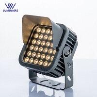 VW LED Flood Light 36W Projector IP67 WaterProof 220V 110V LED FloodLight Spotlight Outdoor Lighting Reflector Wall light Garden