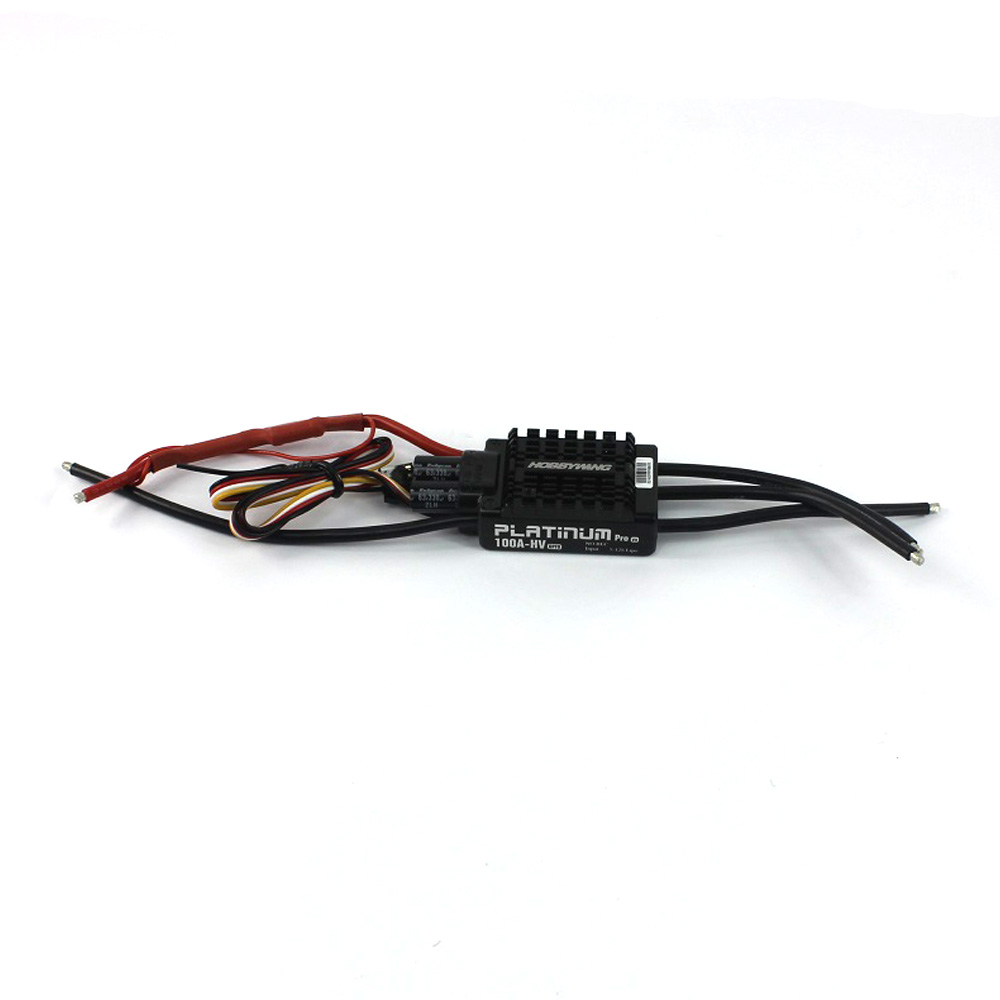 Hobbywing Platinum HV V3 100A 5-12S Lipo No BEC Speed Controller Brushless ESC for RC Drone Helicopter Quadcopter F17832 hot sale fashion comfortable men casual shoes soft genuine leather high top zipper thick sole heighten man shoes size 38 44