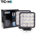 TC-X 2X16x3 Вт Работа LED Light Car LED Worklights площадь Наводнения Дополнительный Дополнительный Свет для Хождение Охота Рыбалка Грузовик Противотуманных Фар