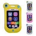Teléfono del Juguete del bebé de Aprendizaje Estudio de Sonido Musical Suena Divertido Juguete Móvil Teléfono Celular de Los Animales Juguetes educativos para Niños